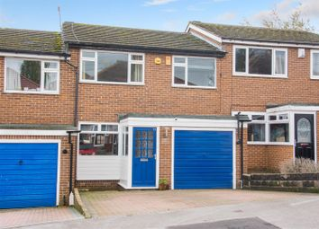 Thumbnail 3 bed terraced house for sale in Longfield Drive, Rodley, Leeds