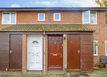 Thumbnail 1 bedroom flat for sale in Burnet Close, Swindon
