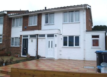 Thumbnail 3 bed end terrace house for sale in Norfolk Avenue, London
