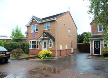 Thumbnail 3 bed detached house for sale in Cairnwell Road, Chadderton, Oldham