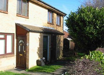 Thumbnail 1 bed maisonette to rent in Trusthorpe Close, Lower Earley, Reading