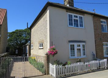 Thumbnail 2 bed cottage for sale in White Road, Methwold, Thetford