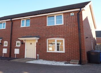Thumbnail 3 bed semi-detached house to rent in Rosehip Avenue, Red Lodge, Bury St. Edmunds