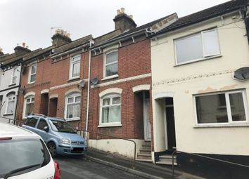 Thumbnail 2 bed terraced house for sale in 18 Gordon Road, Chatham, Kent