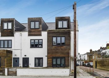 Thumbnail 4 bed terraced house to rent in Kimber Road, London