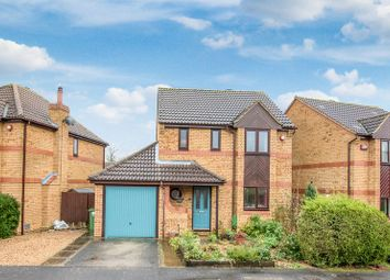 Thumbnail 3 bed detached house for sale in Cartmel Close, Bletchley, Milton Keynes