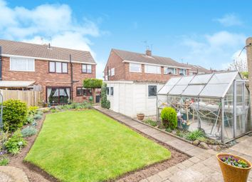 3 bed semi-detached house for sale in Milligan Road, Aylestone, Leicester LE2
