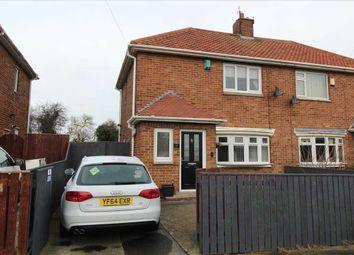 Thumbnail Semi-detached house for sale in Dudley Drive, Dudley, Cramlington