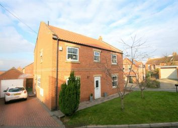Thumbnail 4 bed detached house for sale in Goodwood Close, Sadberge, Darlington