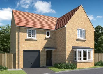 "Thumbnail 4 bed detached house for sale in ""The Grainger"" at Mepal Road, Sutton, Ely"