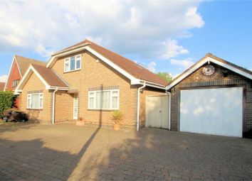 Thumbnail 4 bedroom detached bungalow to rent in Benner Lane, West End, Woking