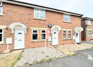 Thumbnail 2 bed semi-detached house to rent in Bramble Walk, Overseal, Swadlincote
