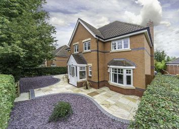 Thumbnail 4 bed detached house for sale in Eider Drive, Apley, Telford, Shropshire.