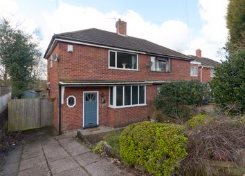 Thumbnail 2 bed semi-detached house for sale in Harrison Road, Norton, Stoke-On-Trent