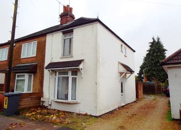 2 bed semi-detached house for sale in Dordans Road, Luton, Bedfordshire LU4