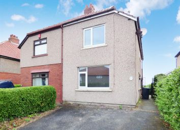 3 bed semi-detached house for sale in Lordsome Road, Heysham, Morecambe LA3