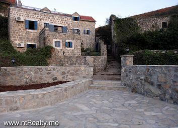 Thumbnail 7 bed villa for sale in Restored, Idyllic Stone Villa In Provencal Style With Stunning S, Lustica Peninsula, Montenegro