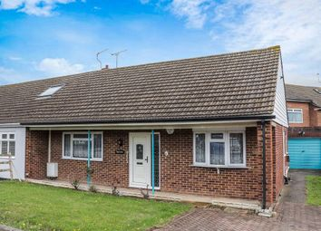 2 bed semi-detached bungalow for sale in Killick Road, Hoo, Rochester ME3