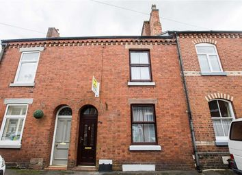 Thumbnail 3 bed terraced house for sale in Wood Street, Leek