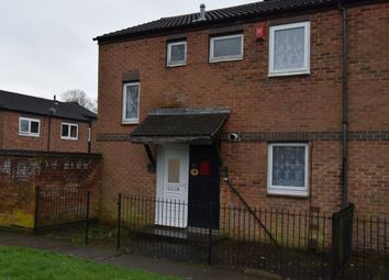 Thumbnail 3 bedroom end terrace house for sale in Lime Grove Close, Leicester