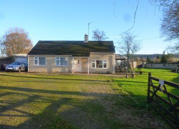 Thumbnail 3 bed detached bungalow for sale in Coach Road, Westbury