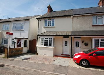 Thumbnail 3 bed end terrace house for sale in Alexandra Road, Addlestone