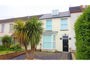 Thumbnail 3 bedroom terraced house for sale in London Road, Neath