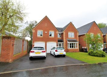 Thumbnail 5 bed detached house for sale in Ffordd Newydd, Mold