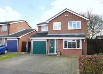 Thumbnail 4 bed detached house for sale in Trent Close, Wellingborough