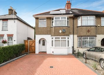 Thumbnail 3 bed semi-detached house for sale in New Road, Hillingdon, Middlesex