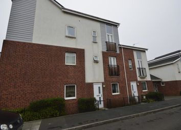 Thumbnail 1 bed flat to rent in Poundlock Avenue, Hanley, Stoke-On-Trent