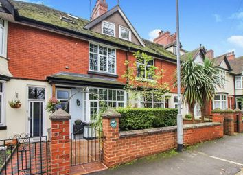Thumbnail 4 bed terraced house for sale in Spring Gardens, Leek, Staffordshire