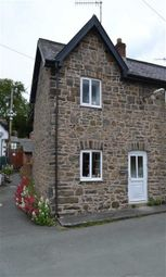 Thumbnail 2 bed semi-detached house to rent in Y Bwthyn, Llandinam, Powys