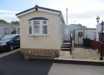 Thumbnail 1 bedroom mobile/park home for sale in New Bristol Road, Weston Super Mare