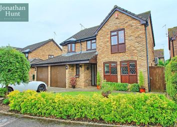 Thumbnail 4 bed detached house for sale in Furlong Way, Great Amwell, Ware