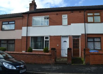 Thumbnail 3 bed terraced house for sale in Carrington Road, Chorley
