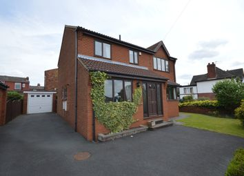 Thumbnail 4 bed detached house for sale in Grove Road, Horbury, Wakefield