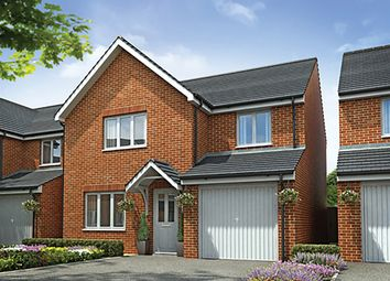 "Thumbnail 4 bed detached house for sale in ""The Rushbury"" at Stump Street, Berkeley"