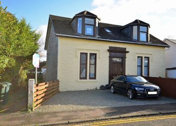 Thumbnail 2 bed flat for sale in Cromwell Street, Dunoon, Argyll And Bute