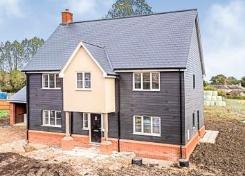 Thumbnail 5 bed detached house for sale in Church Road, Otley, Ipswich
