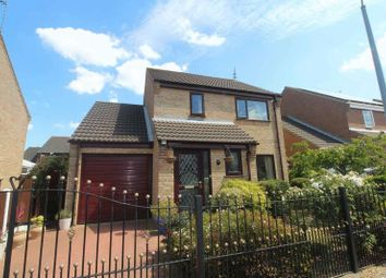Thumbnail 3 bed detached house for sale in Vervain Close, Bradwell, Great Yarmouth