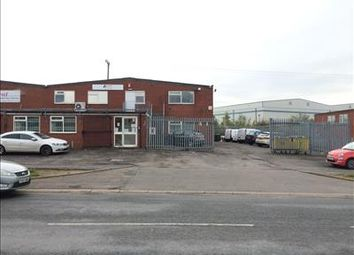 Thumbnail Light industrial for sale in 5 Loomer Road, Chesterton, Newcastle Under Lyme, Staffordshire