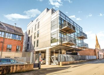 Thumbnail 1 bed flat for sale in Nicholas Street, Chester