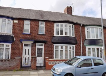 Thumbnail 3 bedroom terraced house for sale in Corder Road, Middlesbrough