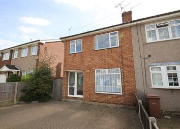 Thumbnail 3 bed end terrace house for sale in Rose Valley Crescent, Stanford-Le-Hope