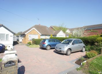 Thumbnail 3 bedroom semi-detached bungalow for sale in Sewardstone, Sewardstone Road, London