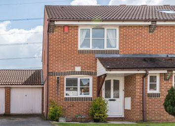 Thumbnail 2 bedroom semi-detached house for sale in Columbine Gardens, Greater Leys