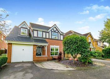 4 bed detached house for sale in Gerard Close, Bradville, Milton Keynes, Buckinghamshire MK13