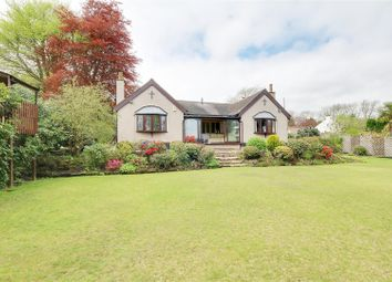 Thumbnail 3 bed detached bungalow for sale in Private Road, Hucknall, Nottingham
