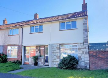 Thumbnail 3 bed end terrace house for sale in Birchmore Close, Gosport